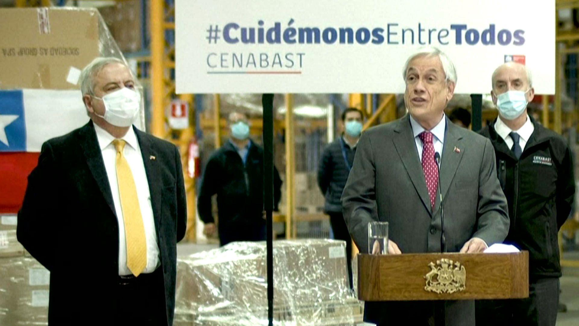 Querella criminal contra Piñera y Mañalich por muertes a raíz de Covid-19 en el Bío Bío