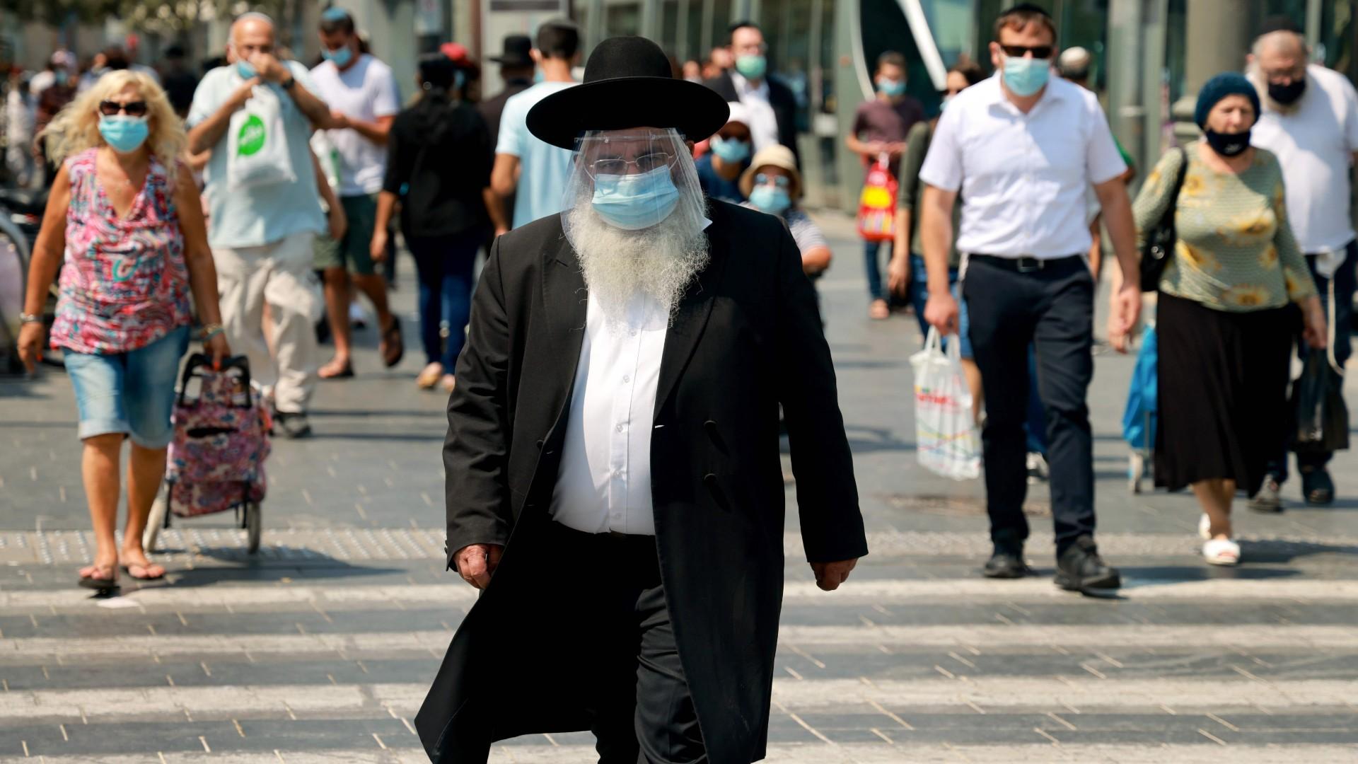 Israel: por primera vez en 10 meses no registran muertos por Covid19