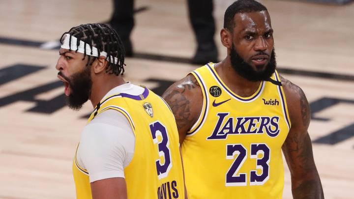 Esta noche se juega el quinto juego de las finales de la NBA y los Lakers pueden gritar campeón