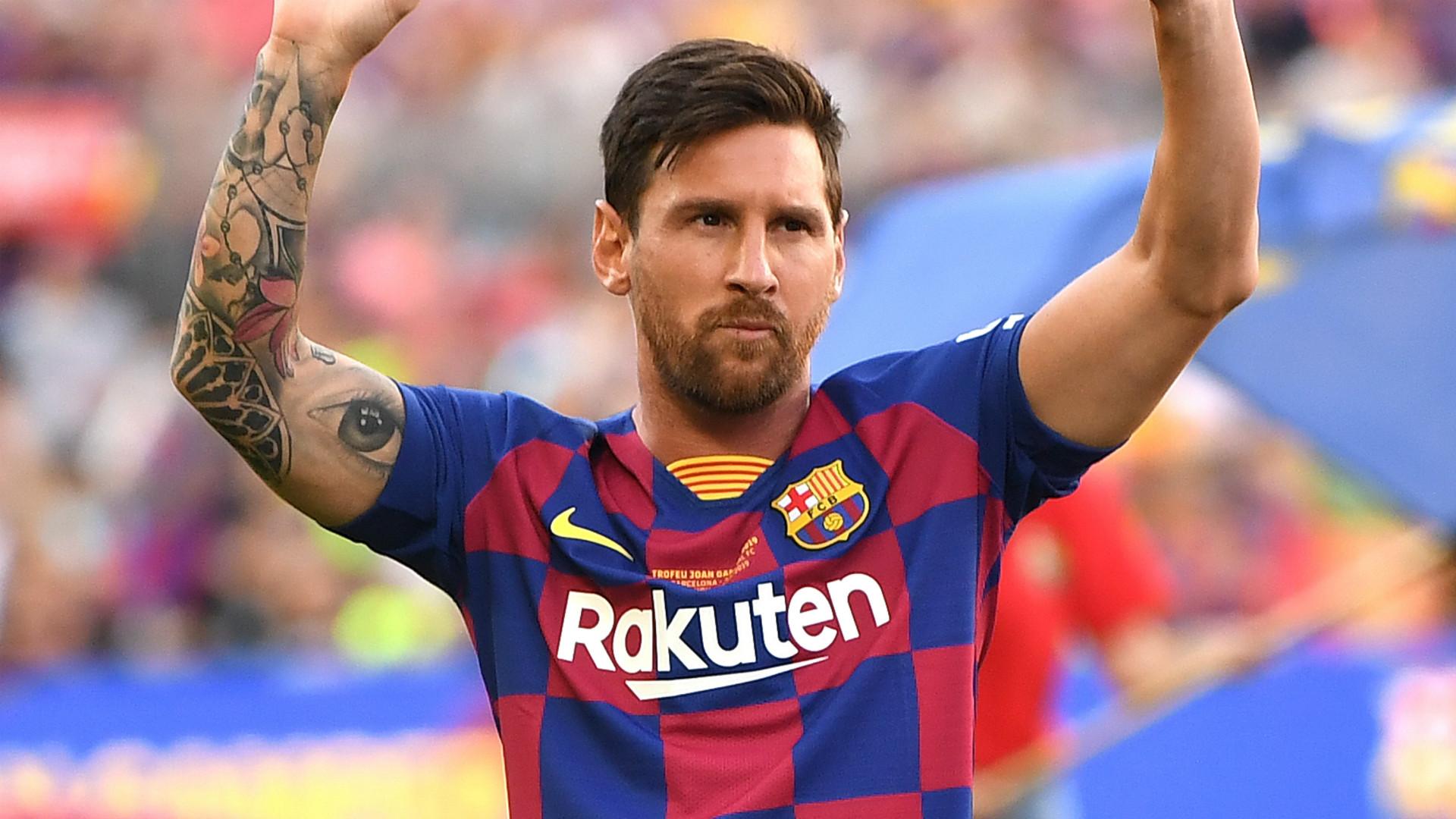 Messi quedó libre después de 20 años, 6 meses y 16 días de contrato con el Barcelona