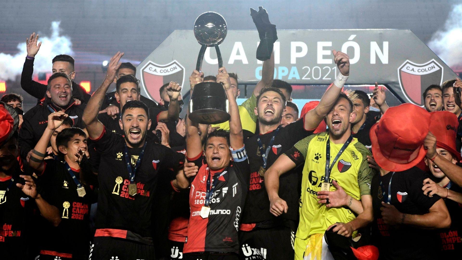 Santa Fe está de fiesta: Colón salió campeón por primera vez en su historia
