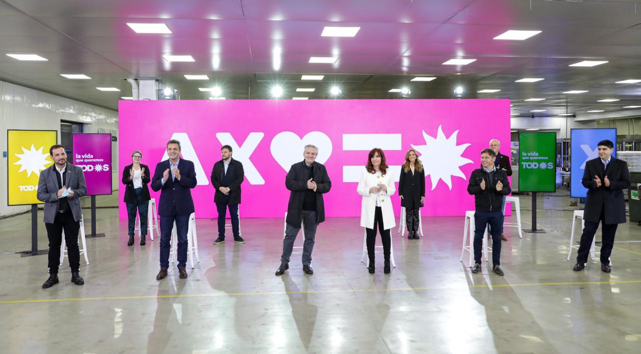 Alberto y Cristina revelaron la lista: Tolosa Paz-Gollán en provincia y Santoro-Marziotta en Ciudad