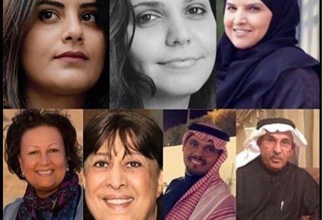 Arabia Saudí detiene a 7 activistas que luchan por los derechos de las mujeres