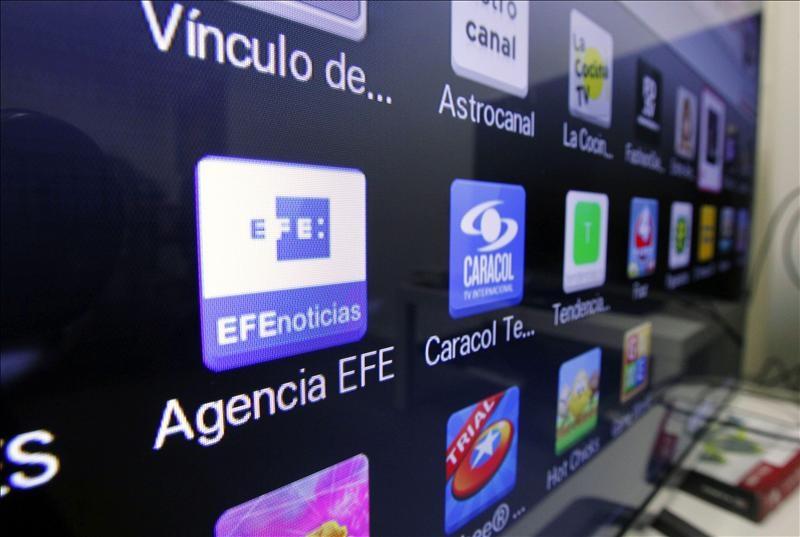 Aplicación para televisiones inteligentes