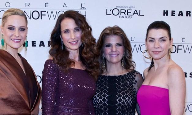 L'Oréal Paris reconoce a Women of Worth