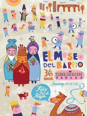 Poster diseñado por Carla Torres