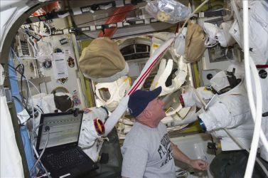En 2015 un año en el espacio