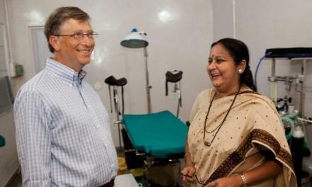 Bill Gates busca derrotar la pobreza extrema