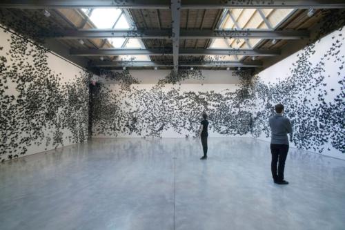 Exponen arte latinoamericano de Colección Halle