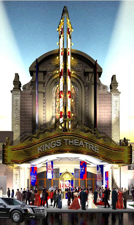 Loews Theatre Fachada