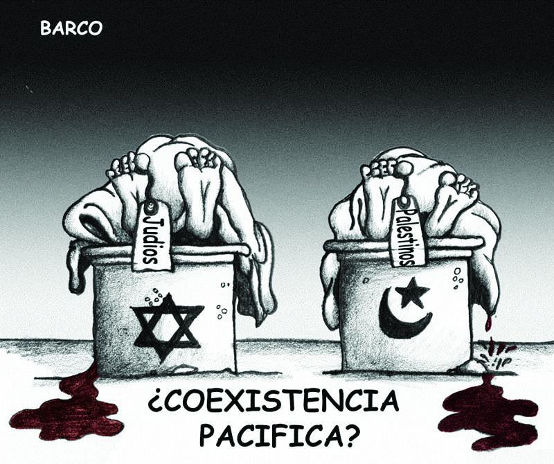 Judios y Arabes por Edgar Barco