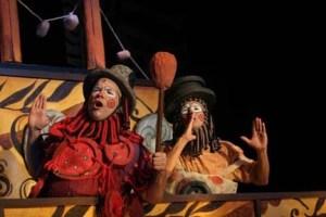 The Billy-Club Puppets; Foto credito Teatro SEA