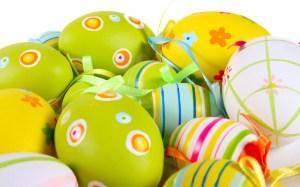 Huevos de Pascua - cuidados al cocinar e ingerirlos