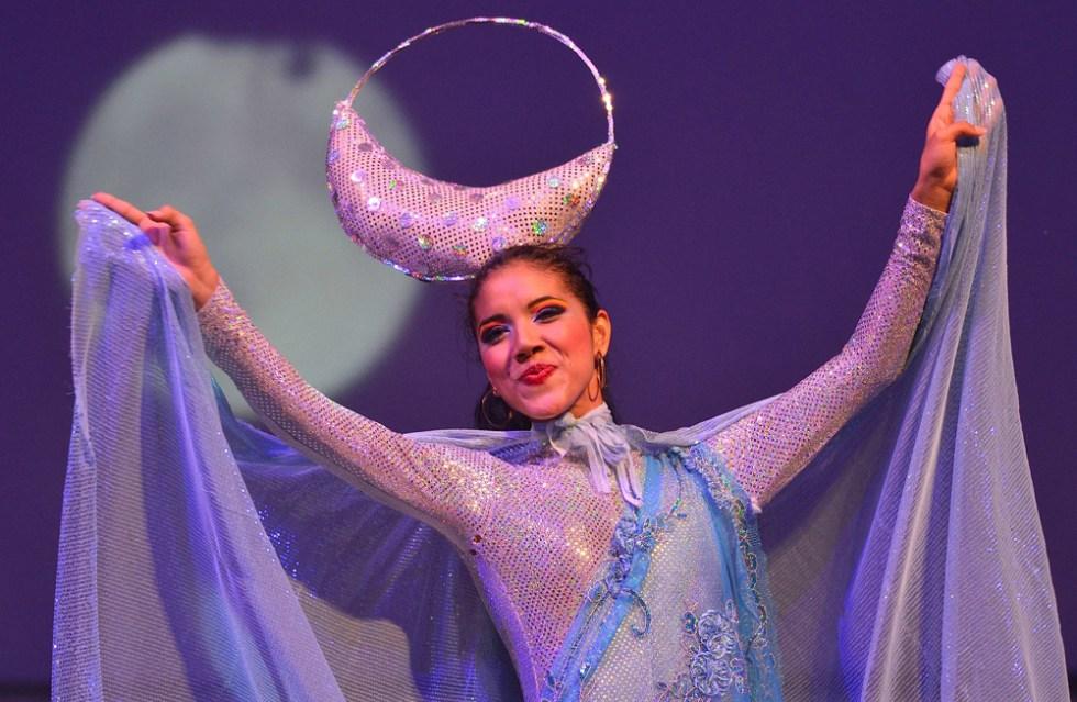 La reina del Carnaval de Barranquilla 2013 Daniela Cepeda Tarud