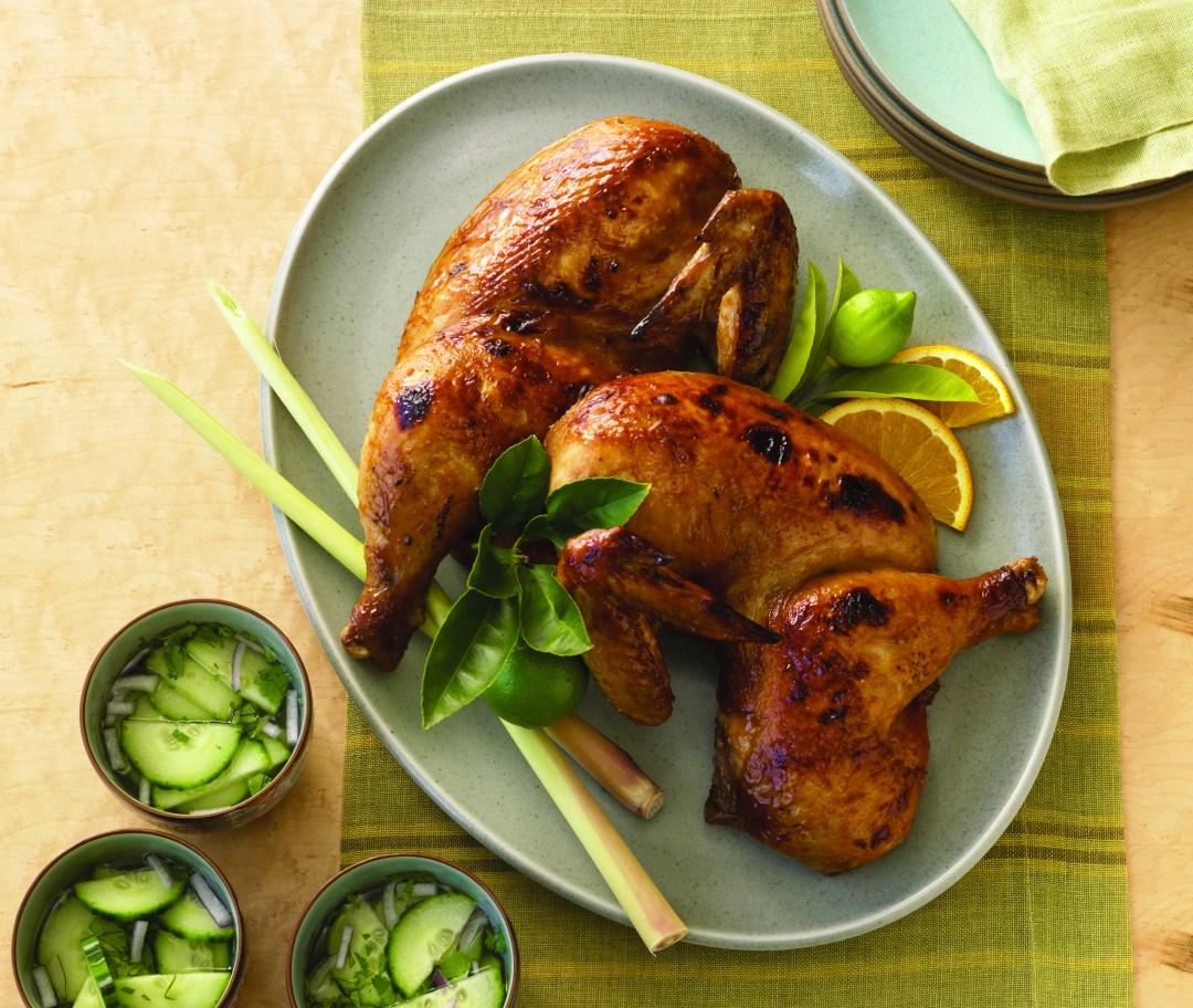 Deliciosa salmuera de pollo