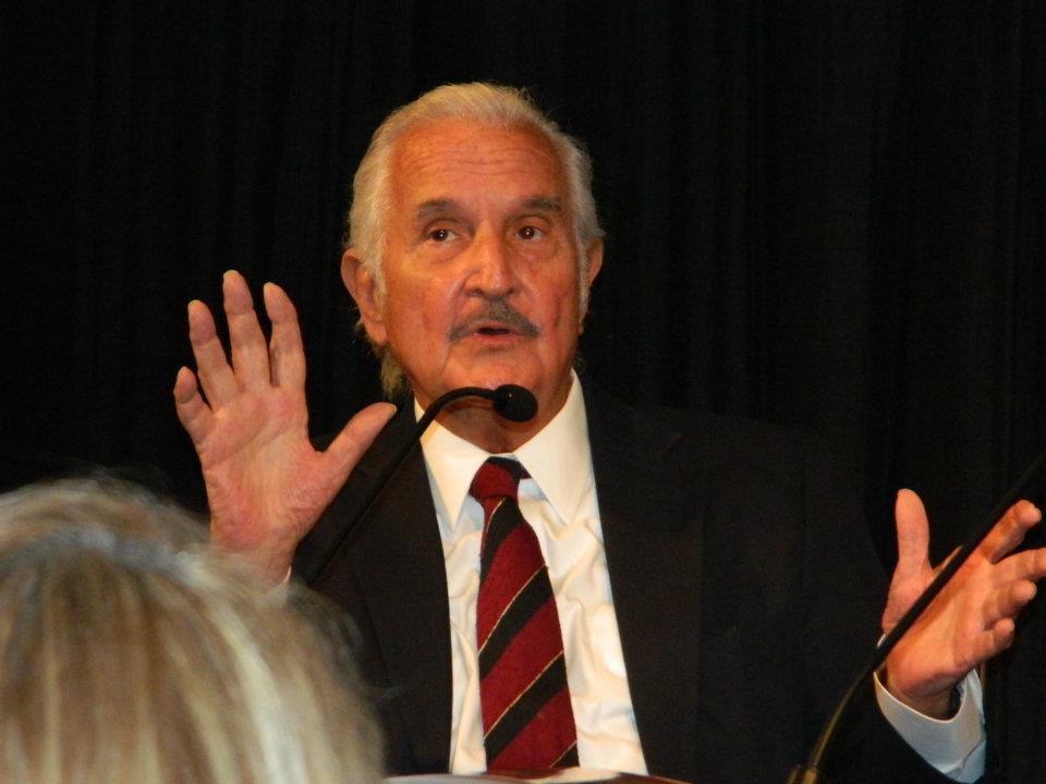 Carlos Fuentes en el Instituto Cervantes de Nueva York - Noviembre 2011