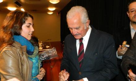 Carlos Fuentes: un mexicano universal
