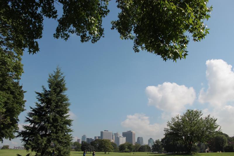 Naturaleza y desarrollo (Foto Departamento de Parques).