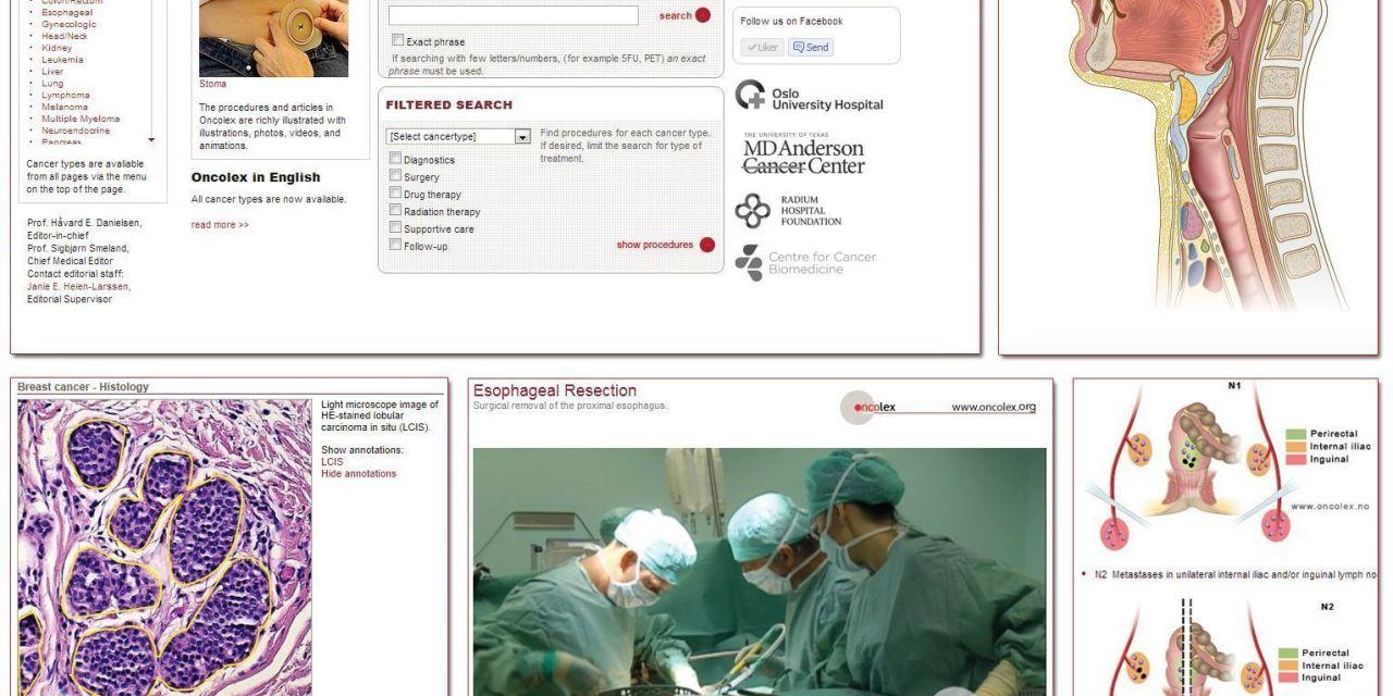 Enciclopedia online gratuita sobre el cáncer
