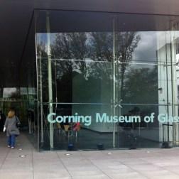 Museo del vidrio de Corning, un lugar para los amantes del arte y de la historia. Foto Julio César Paredes