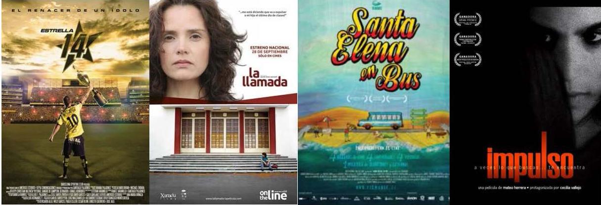 VI Muestra de Cine Ecuatoriano en Nueva York