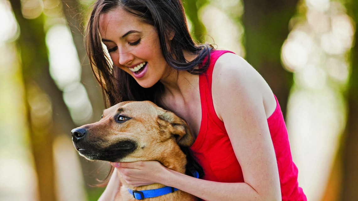 Ayude a su mascota a vivir saludablemente
