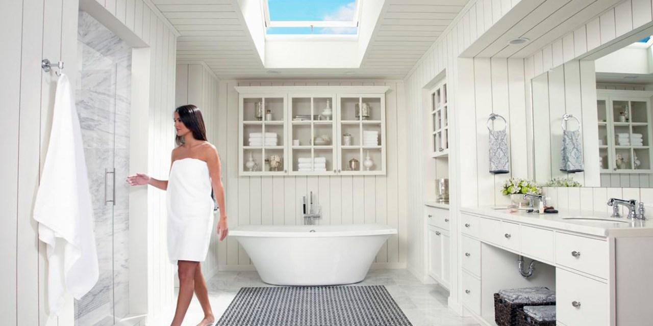 Formas simples de ventilar un baño o cocina