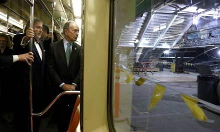 Extensión del tren 7 una realidad