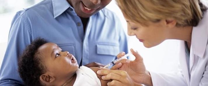 Semana de Vacunación Infantil