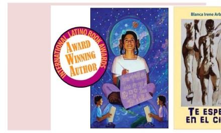 Blanca Irene Arbeláez gana el Latino Book Awards
