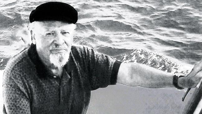 """Manuel Durán ganador del Premio """"Enrique Anderson Imbert"""""""