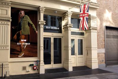 Ben Sherman, nueva tienda de concepto en SoHo