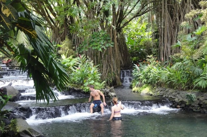 Hot Springs at Tabacon