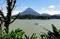 Visiting Nuevo Arenal