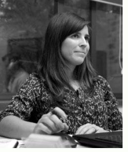 Ana Isabel Acedo, autora de los proyectos