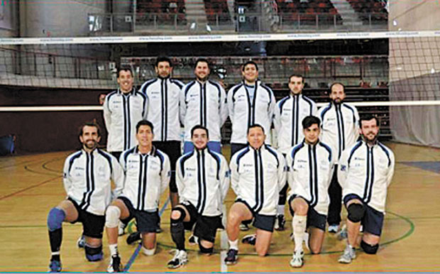 Voleibol-Pinto