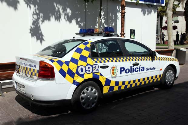 coche-policia-getafe