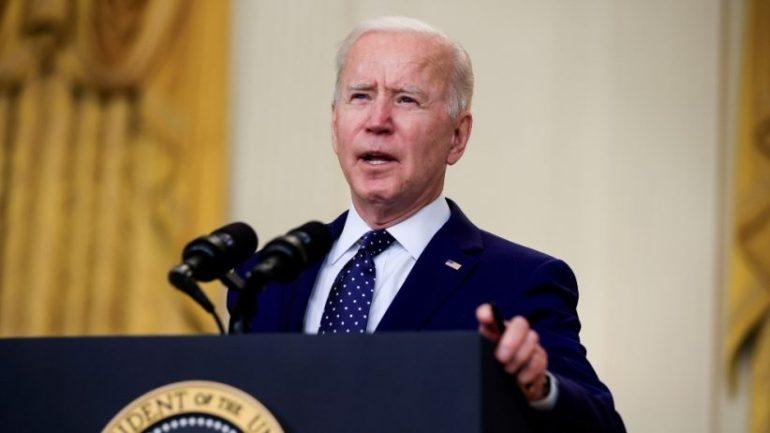 Joe Biden, presidente estadounidense. (Fuente externa)