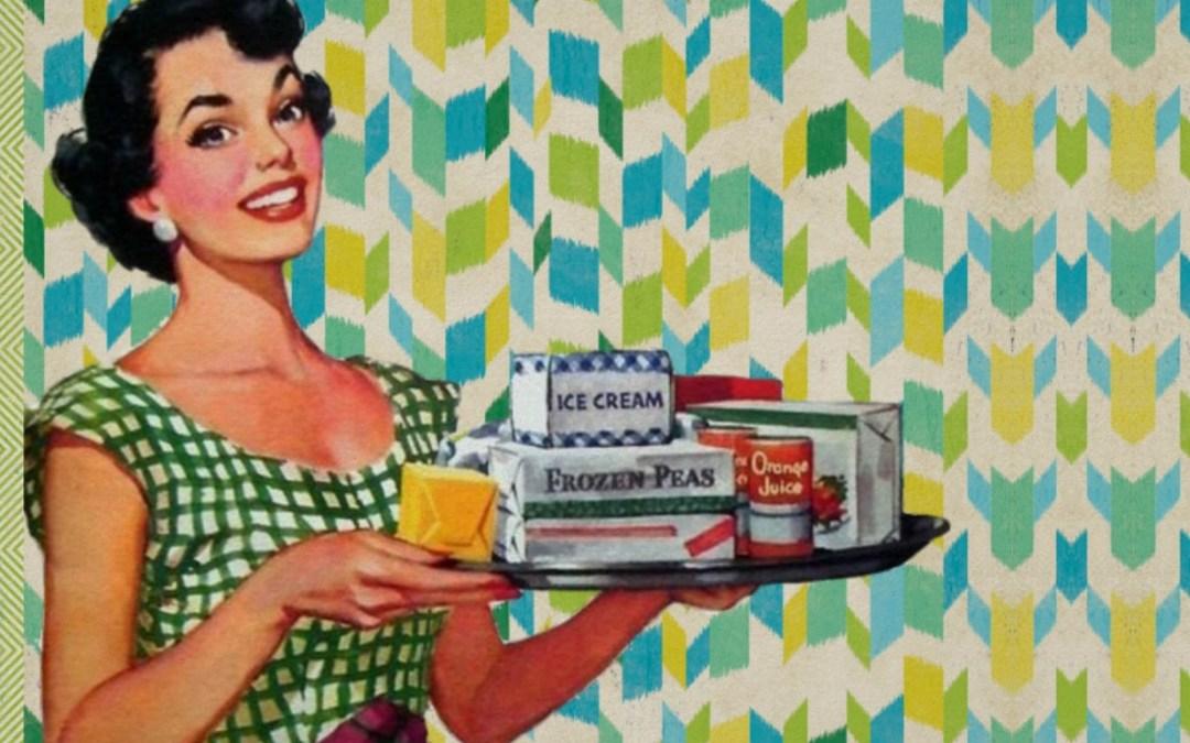 La publicidad alimentaria 1950-1970