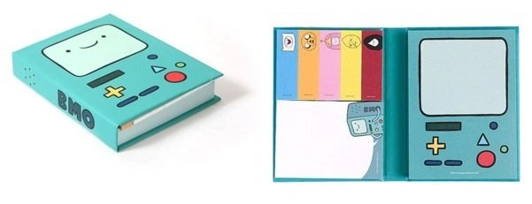 BMO Sticky Notepad