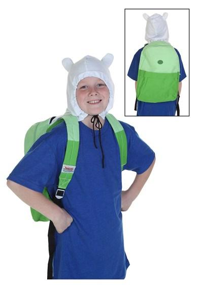 Green Finn Backpack