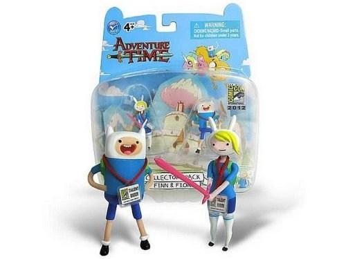 Finn and Fiona Adventure Time