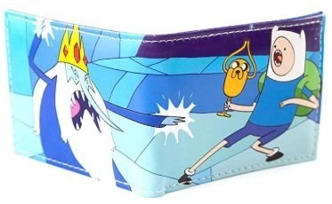 Finn and Jake Wallet