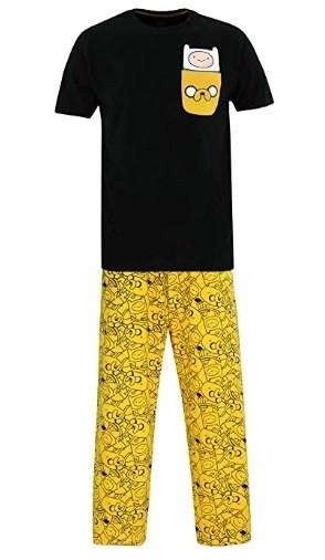 Adventure Time Men's Pajamas