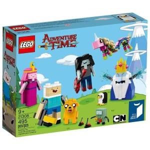 LEGO Ideas Adventure Time