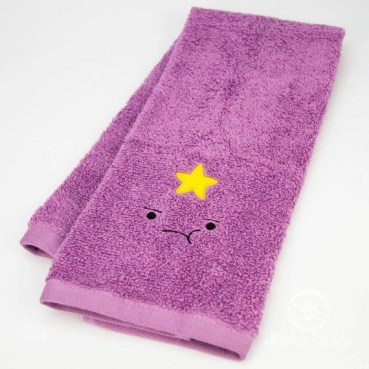 Lumpy Space Princess Towel