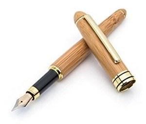 bamboo fountain pen