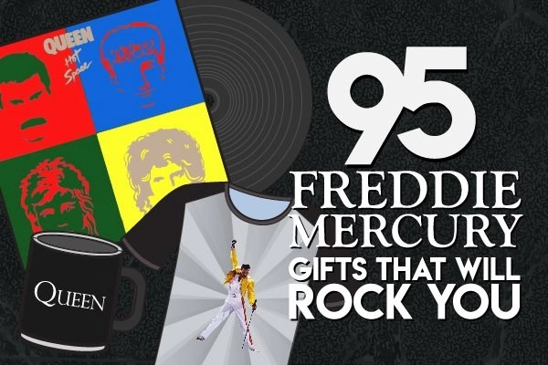 freddie mercury gifts