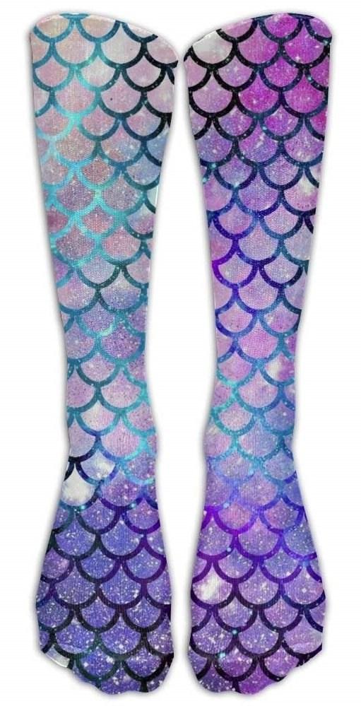 Mermaid Compression Socks