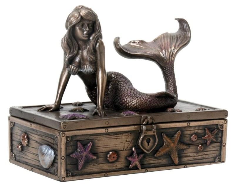 Mermaid Treasure Box